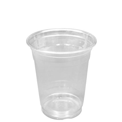 Plastic Cups - 12oz PET Cold Cups (92mm) - 1,000 ct-Cups & Lids-Karat-No Lids-Carry Out Supplies