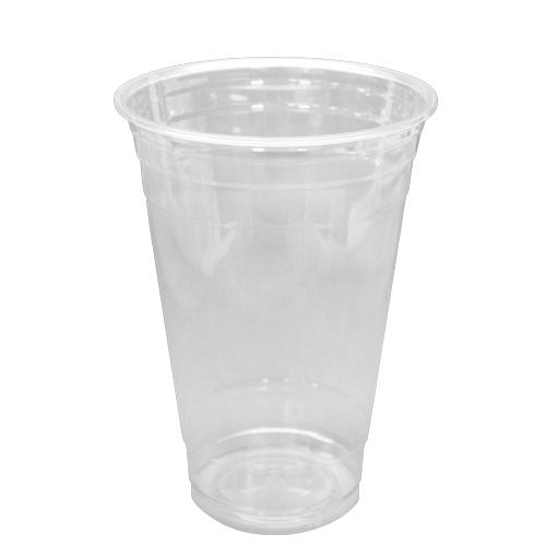 Plastic Cups - 20oz PET Cold Cups (98mm) - 1,000 ct-Cups & Lids-Karat-No Lids-Carry Out Supplies