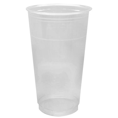 Plastic Cups - 32oz PET Cold Cups (107mm) - 300 ct-Cups & Lids-Karat-No Lids-Carry Out Supplies
