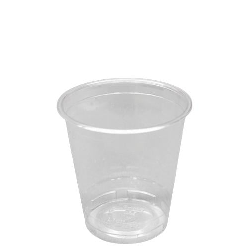 Plastic Cups - 8oz PET Cold Cups (78mm) - 1,000 ct-Cups & Lids-Karat-No Lids-Carry Out Supplies