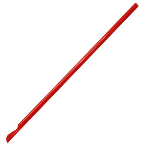 Plastic Straws 9.45'' Spoon Straws (6.5mm) - 10,000 count-Straws & Stirrers-Karat-Carry Out Supplies