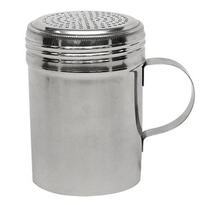 Stainless Steel Shaker with Handle (10oz)-Smallwares-Karat-Carry Out Supplies