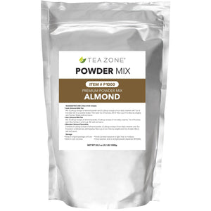 Tea Zone Almond Powder (2.2 lbs)-Powders-Tea Zone-Carry Out Supplies