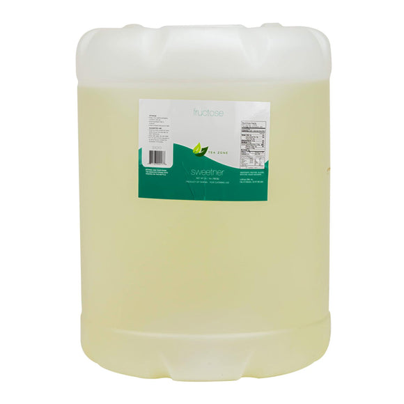 TEA ZONE FRUCTOSE (55 LBS) - DRUM-Syrups-Restaurant Supply Drop-Carry Out Supplies