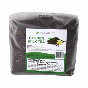 Tea Zone Golden Milk Tea Leaves - Bag (8.46oz)-Tea Leaves-Tea Zone-Carry Out Supplies