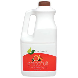Tea Zone Grapefruit Syrup Bottle - 64 oz-Syrups-Tea Zone-Carry Out Supplies