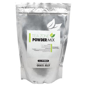 Tea Zone Grass Jelly Powder (2.2 lbs)-Powders-Tea Zone-Carry Out Supplies