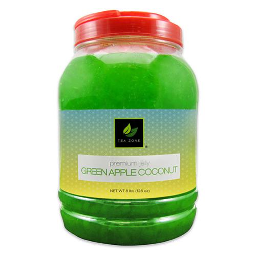 Tea Zone Green Apple Coconut Jelly (8.5 lbs)-Jellies-Tea Zone-Carry Out Supplies