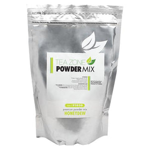 Tea Zone Honeydew Powder (2.2 lbs)-Powders-Tea Zone-Carry Out Supplies