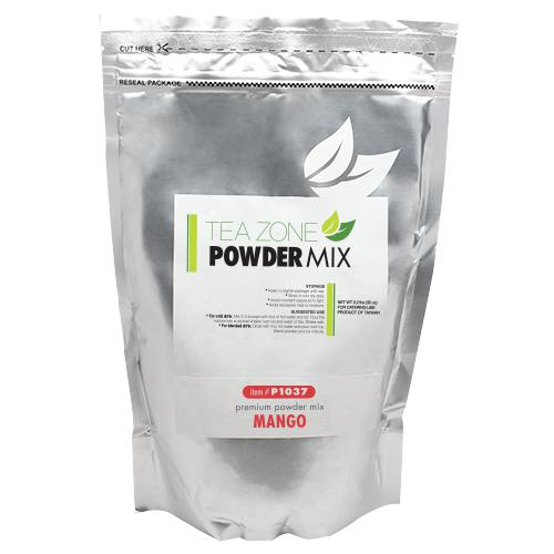 Tea Zone Mango Powder (2.2 lbs)-Powders-Tea Zone-Carry Out Supplies