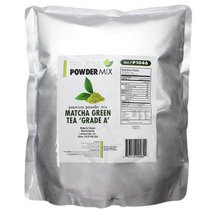 Tea Zone Matcha Green Tea (Grade A) Powder (2.2 lbs)-Powders-Tea Zone-Carry Out Supplies