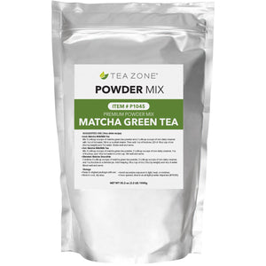 Tea Zone Matcha Green Tea Powder (2.2 lbs)-Powders-Tea Zone-Carry Out Supplies
