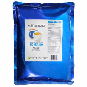 Tea Zone MilkTeaBLAST Hokkaido Creamy Milk Powder (2.2 lbs)-Powdered Base-Tea Zone-Carry Out Supplies