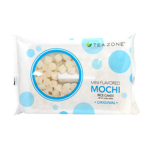 Tea Zone Original Mini Mochi - Case of mochi topping. Tea Zone-Carry Out Supplies