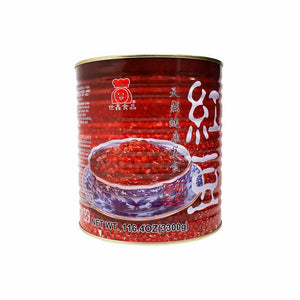 Tea Zone Red Beans (7.25 lbs)-Canned Toppings-Tea Zone-Carry Out Supplies