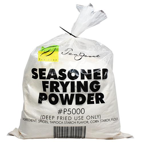 Tea Zone Seasoned Frying Powder (13.35 lbs)-Seasoning-Tea Zone-Carry Out Supplies