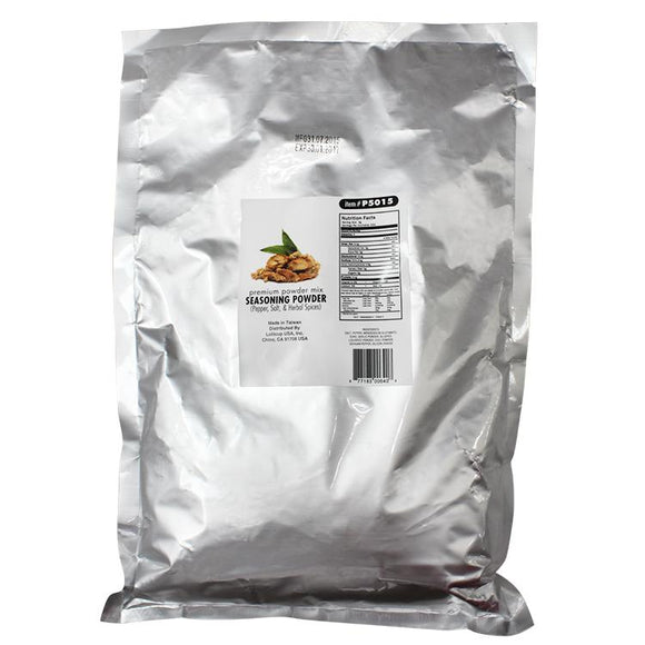 Tea Zone Seasoning Powder - Pepper, Salt, & Herbal Spices (2.2 lbs)-Seasoning-Tea Zone-Carry Out Supplies