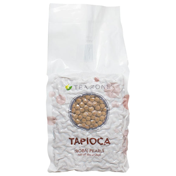 Tea Zone Tapioca - Bag (6 lbs)-Boba (Tapioca)-Tea Zone-Carry Out Supplies