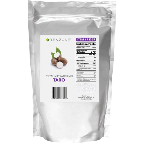 Tea Zone Taro Powder (2.2 lbs)-Powders-Tea Zone-Carry Out Supplies