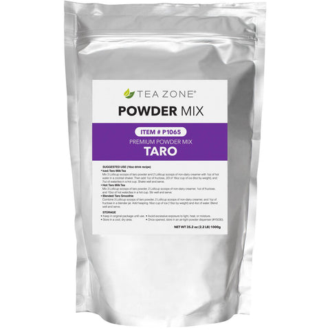 Smoothie and Tea Powder Mixes