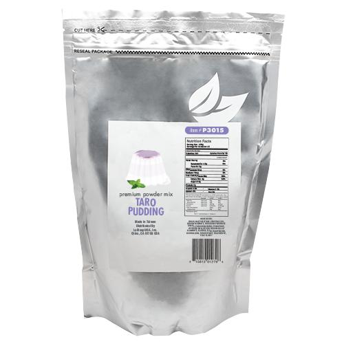 Tea Zone Taro Pudding Mix Powder (2.2 lbs)-Dessert Mixes-Tea Zone-Carry Out Supplies
