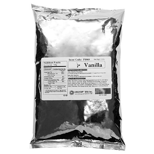 Tea Zone Vanilla Powder (2 lbs)-Powders-Tea Zone-Carry Out Supplies