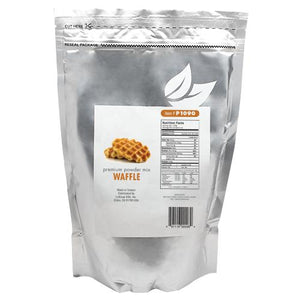 Tea Zone Waffle Powder Mix (2.2 lbs)-Cooking Powders-Tea Zone-Carry Out Supplies