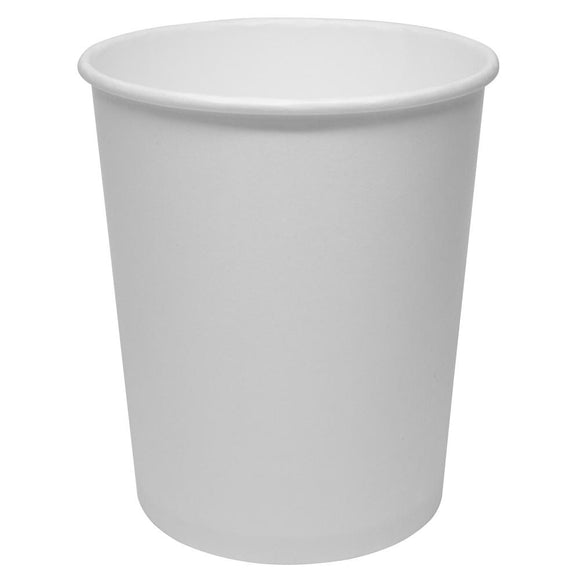 To Go Soup Containers 32oz Gourmet Food Cup - White (115mm) - 500 ct-To-Go Packaging-Karat-No Lids-Carry Out Supplies