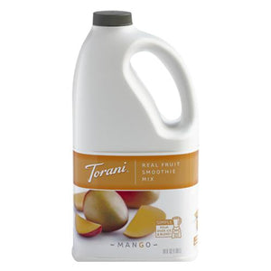 Torani Mango Real Fruit Smoothie Mix (64oz)-Liquid Base & Purees-torani-Carry Out Supplies