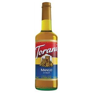 Torani Mango Syrup - 750 ml Bottle-Syrups-torani-Carry Out Supplies