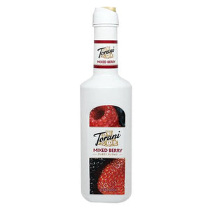 Torani Mixed Berry Pure Blend (1L)-Liquid Base & Purees-torani-Carry Out Supplies