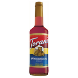 Torani Watermelon Syrup - 750 ml Bottle-Restaurant Supply Drop