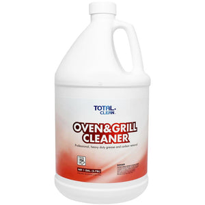 Total Clean Oven & Grill Cleaner (1 gal) - 4ct-Cleaners-Total Clean-Carry Out Supplies