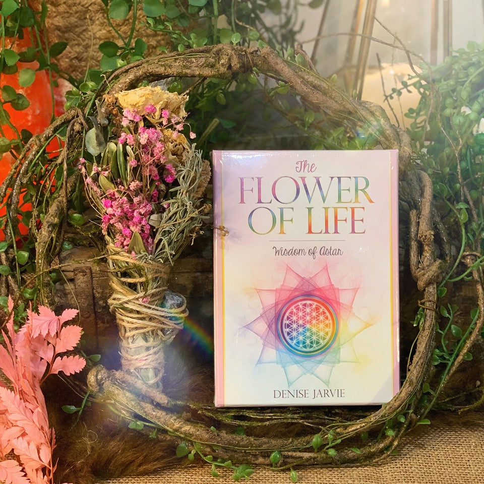 The Flower Of Life Oracle