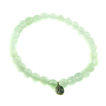 New Jade Bead Bracelet