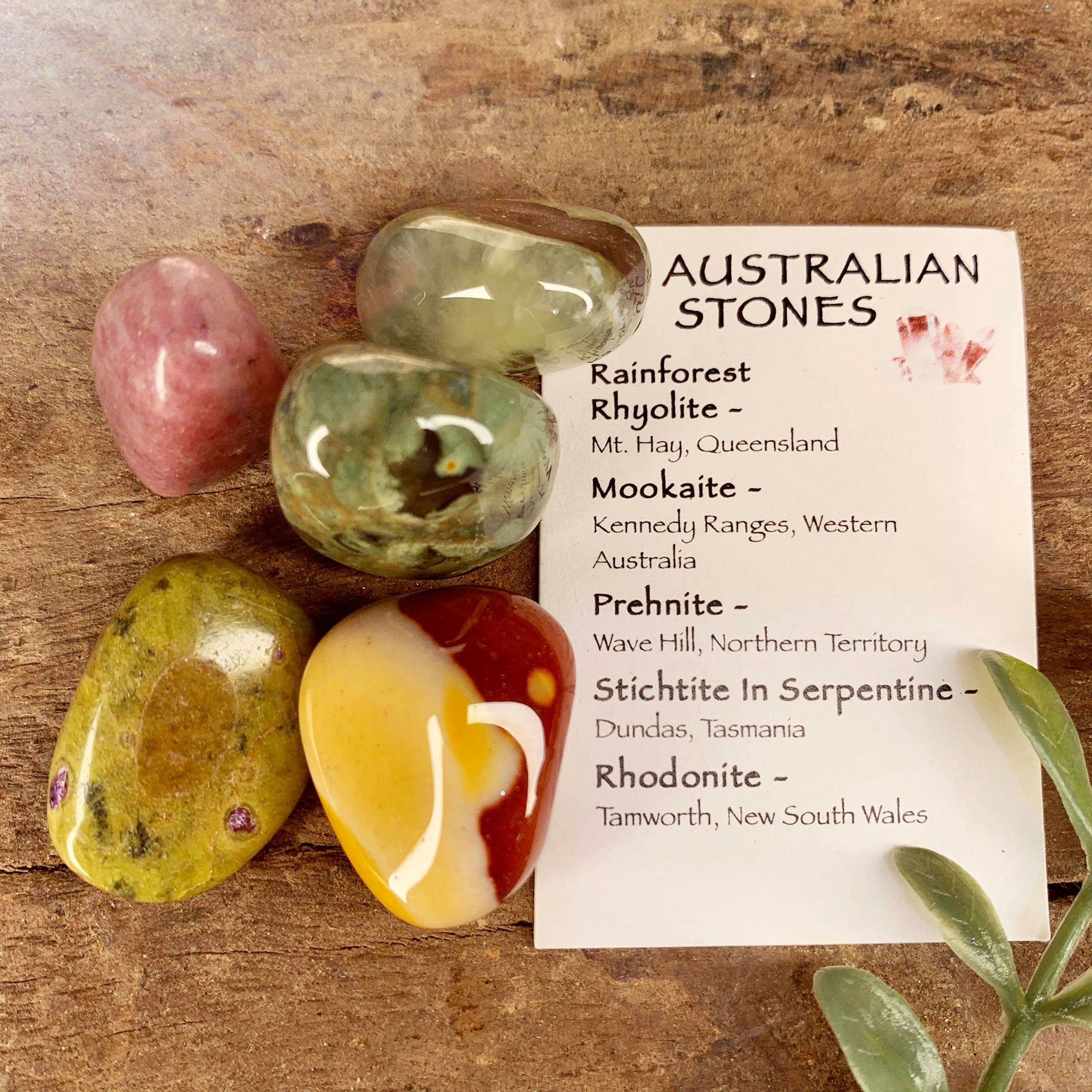 Australian Crystals Kit