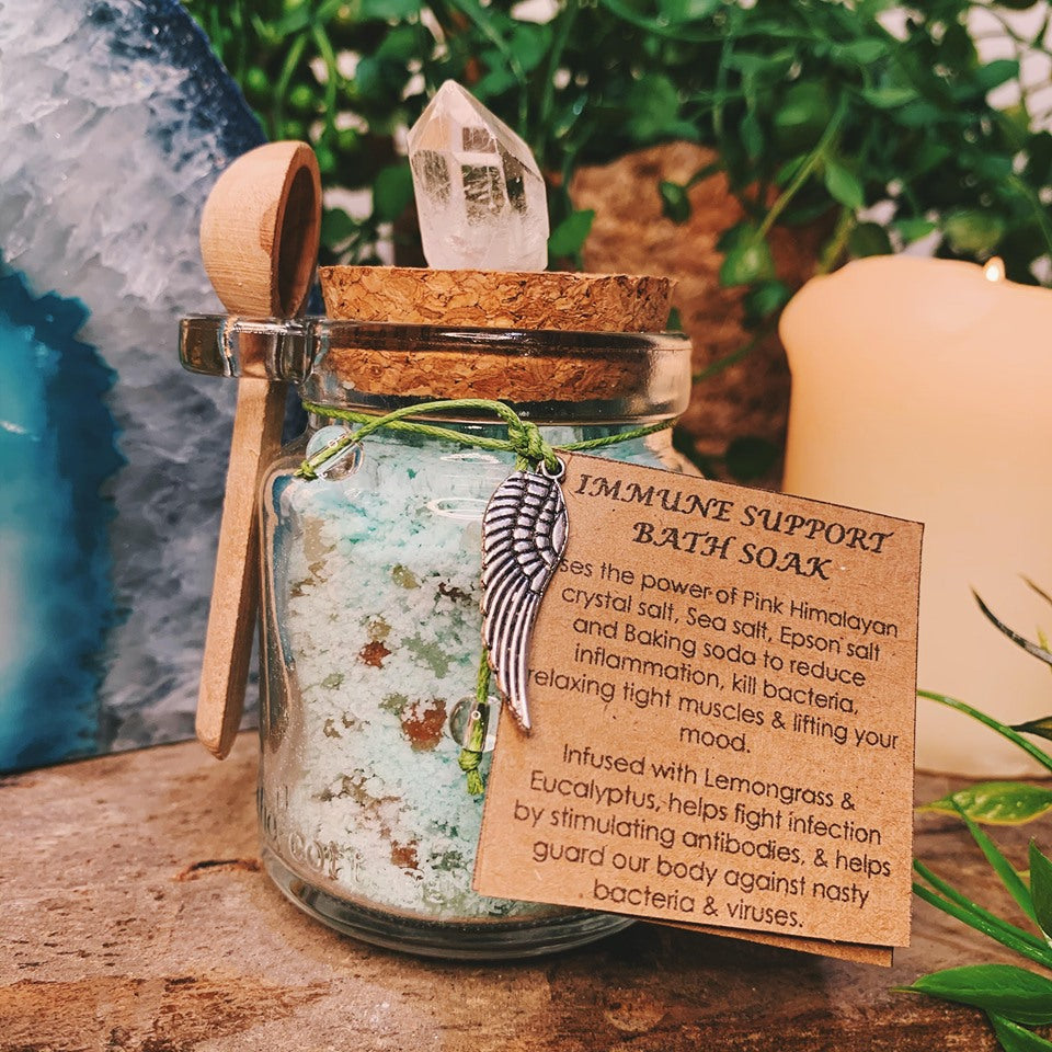 Immune Support Bath Soak