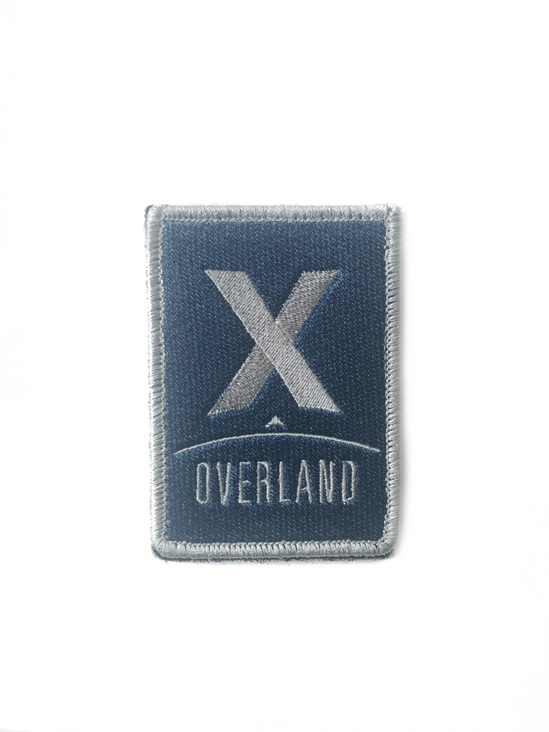 X Overland™ 10 Year Anniversary Logo Patch