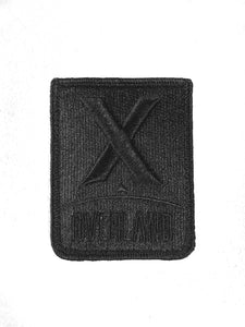 X Overland™ Stealth Logo Patch