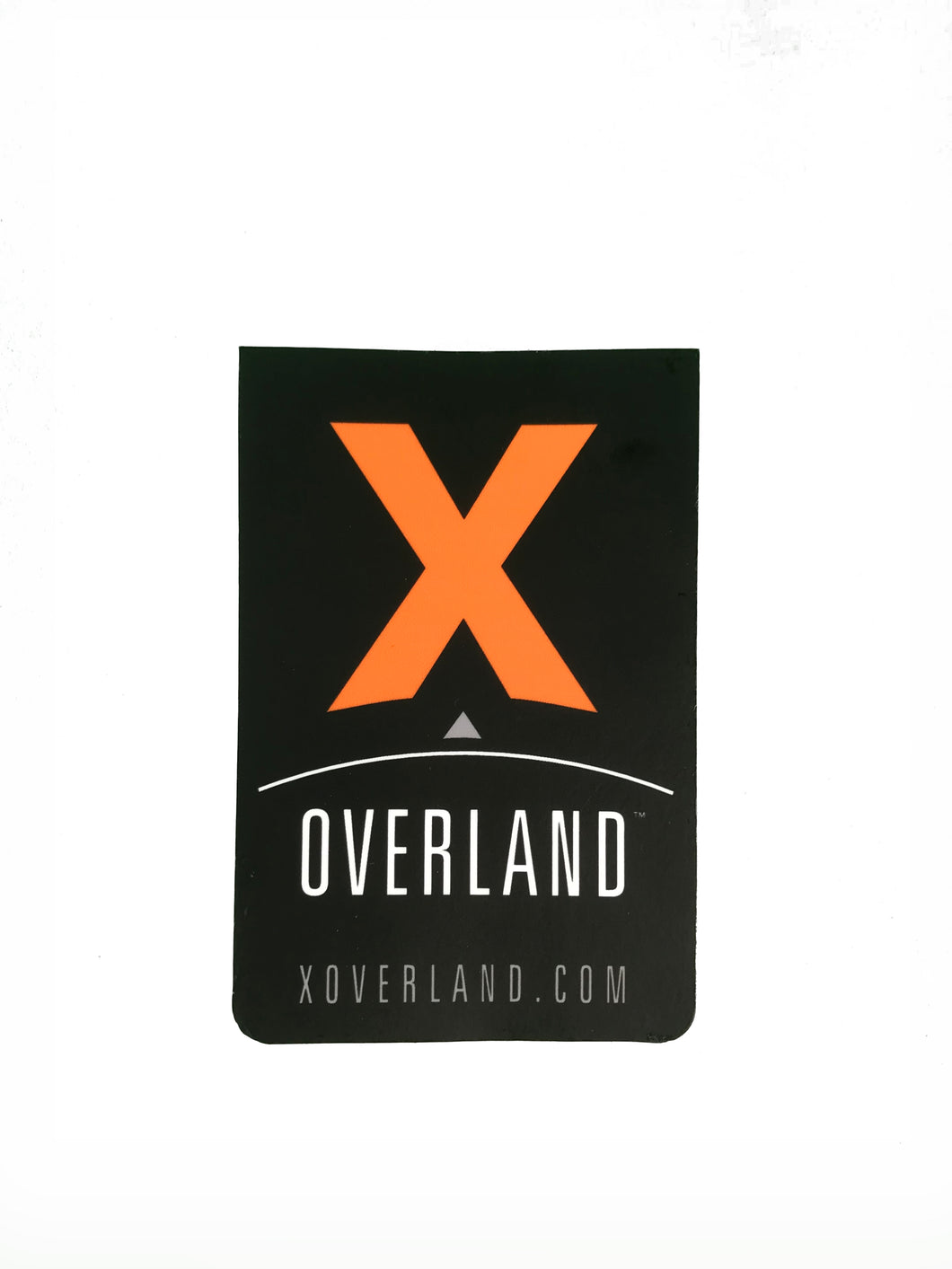 X Overland™ Tab Logo Decal