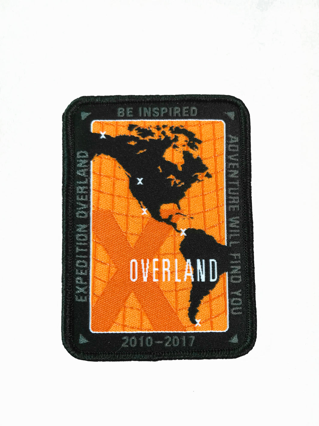 X Overland™ Pan-American Patch