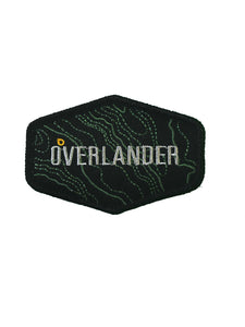 Overlander™ Topo Patch