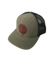 X Overland™ Leather Patch Trucker Hat