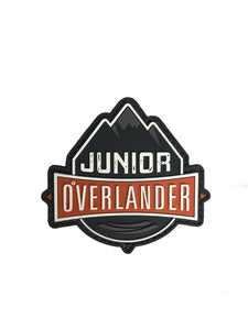 Junior Overlander PVC Patch
