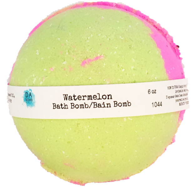 Watermelon 6oz Bath Bomb