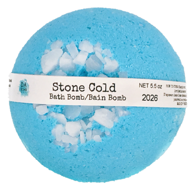Stone Cold 6oz Bath Bomb