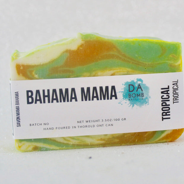 Bahama Mama Cold Press Soap