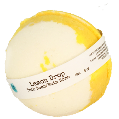Lemon Drop 6oz Bath Bomb