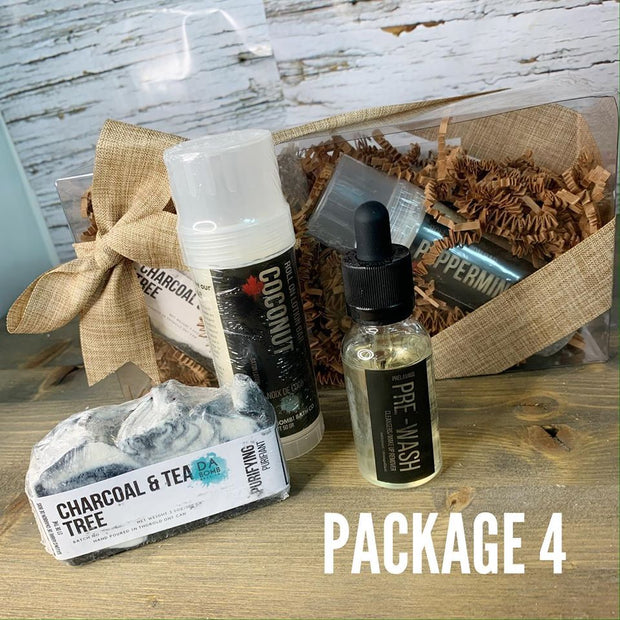 Package 4 Facial Kit
