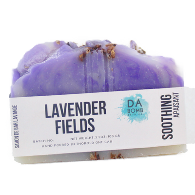 Lavender Fields Cold Press Soap
